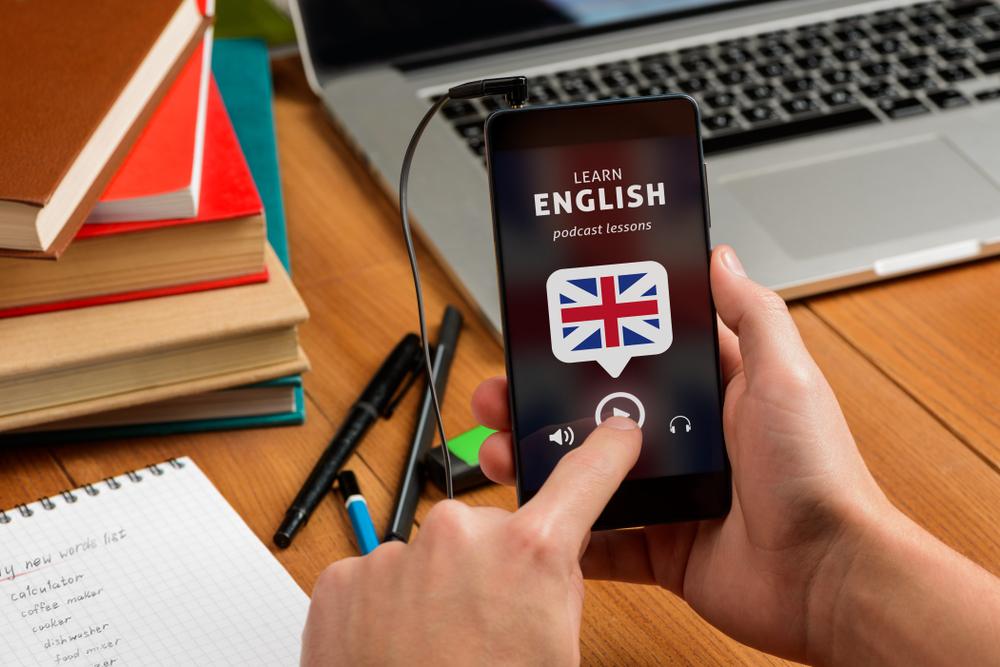 Elige la mejor app para aprender inglés