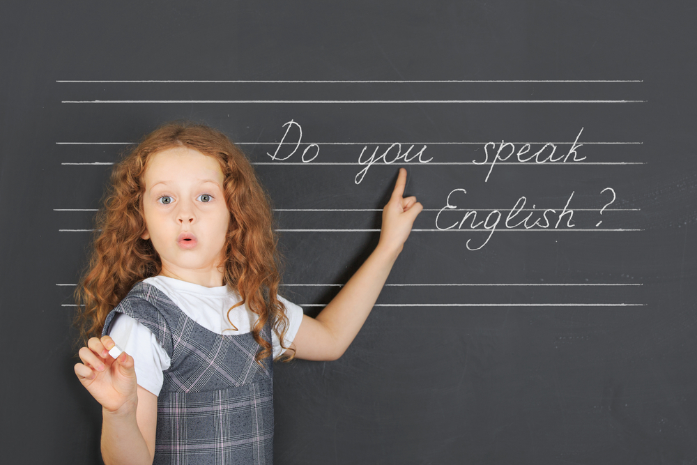 Siete razones para estudiar inglés a temprana edad