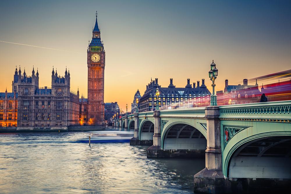 Los mejores lugares para visitar en Reino Unido