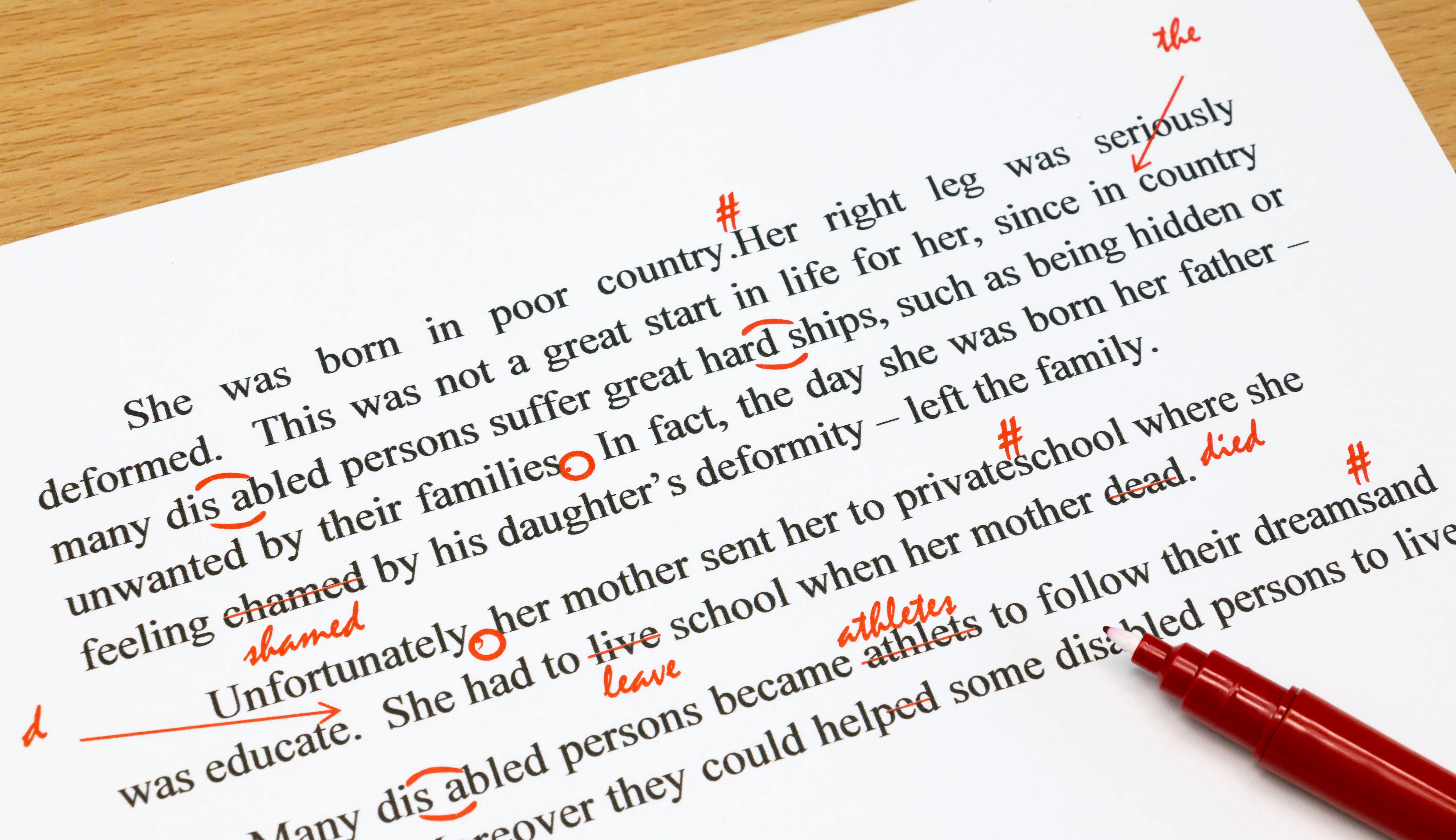 5 Recomendaciones para mejorar tu escritura en inglés